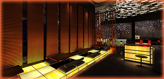 Raku Sushi & Lounge @ West End